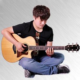 果木浪子吉他