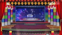 安庆小红人广场舞拜年啦-原创 正背面演示 编舞黄梅飘香