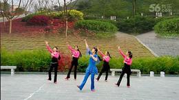 舞动姐妹广场舞中国牛