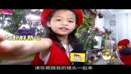 少年看中国2018天元莎莎花艺课堂手提篮DIY