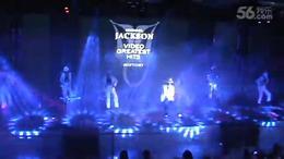 再现王者经典MJ模仿秀 敏敏杰克逊演艺