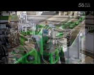 铝合金梯子自动化生产线,铝合金梯子自动化制造设备