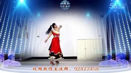 武胜英莉梅广场舞《高原反应》编舞:凤凰六哥 演示:莉莉