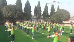 小学生校园集体舞(最炫民族风)