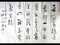 著名书画家康智峰2019年艺术创作纪录片 金安传媒