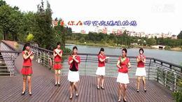 阳光花园姐妹广场舞【美美的情歌十我是你的玫瑰】串烧_01...