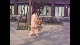 三十六式太极刀  演练陈庆琳