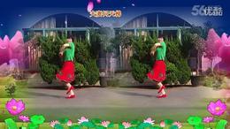 108上海阿英广场舞《那里的山那里的水》编舞:廖弟 演示:阿英