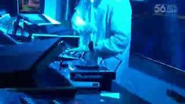 DJ小良酒吧打碟 喊麦片段 成都黑珍珠DJ工作室优秀学员