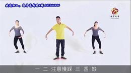 饶子龙原创舞蹈《美人》正背演示和分解教学