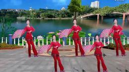 陇南市焦金凤原创舞蹈,党啊对您说,正面演示