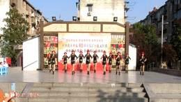 武汉青山镇船厂社区文化节 排舞 《重磅顿足爵士舞》