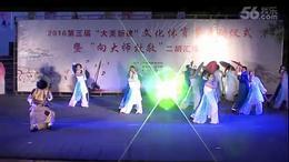 """新建镇南塘村舞蹈队《二泉映月》大美新建""""向大师致敬""""二胡汇演"""