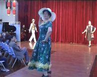 T台秀:2011年西工大红枫叶时装队在学校首届文体艺术节上表演