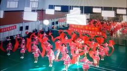 桂英秋月广场我爱剪辑 舞动中国