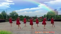 清溪蝶儿广场舞《次真拉姆》 1