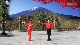 千岛湖临岐建红广场舞双人版《红高粱》编舞:张春丽