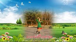 【280】肥矿集团青馨明月广场舞【蓝天悠悠白云朵朵】编舞莉莉
