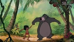 【The Jungle Book】The Bare Necessities HD part1