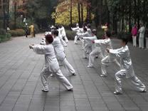 黄伯文负责黄浦迷踪拳学习培训之三 第三四组