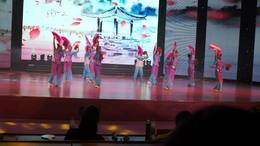 2018年11月29参加山东省第三届全民广场舞大赛