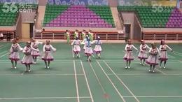 晋中市第四届运动会健身球比赛自选《吉祥颂》(榆次队)......