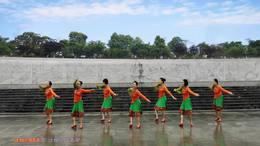 威远幸福广场舞《让我们回家吧》团队版238