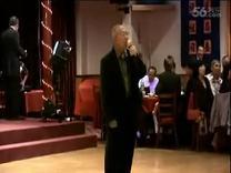 2009年8月22日郑炳辉在校友会独唱