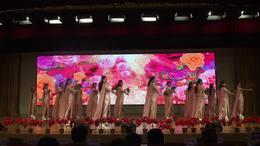 和谐中国法治花开旗袍秀