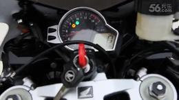 M本田CBR1000.08年.改装兄弟排气.改装前脚踏.后挡泥版.芯片钥匙....