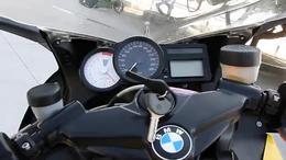德国宝马K1200S.06年.改装钛合变色龙排气.带ABS.原版原漆.顶...