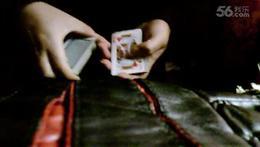 魔术(手法多次失败夹牌)
