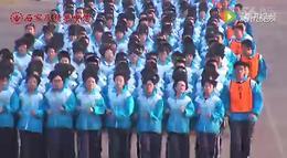 精英中学跑操实录2016