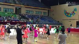 2016深圳市拉丁舞锦标赛10岁组决赛(C、R 20160410)...