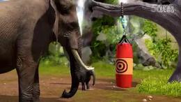 3DMGAME_Xbox One《动物园大亨》官方预告片_高清