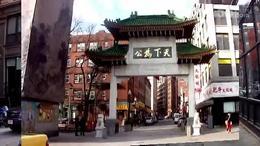 (328)第二集;参观波士顿《唐人街》2016北美之行纪实片(二)