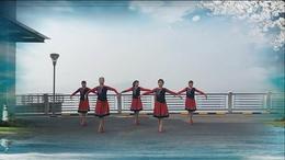氿滨广场舞《鸿雁》