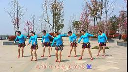 琪子广场舞 96  掌心上的时光 (团队版)