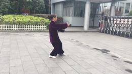武当二十八式太极拳   演练陈庆琳