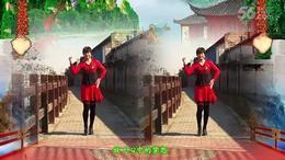 118上海阿英广场舞《猴年大吉棒棒达》编舞:四大天后 演示:阿英