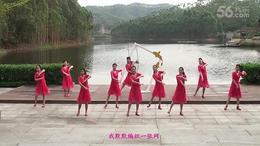 新东方广场舞《踏出一路阳光》编舞:応子 张春丽