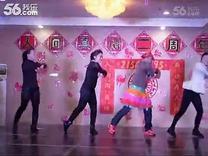 舞蹈《小鸡进行曲》