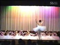 舞蹈《摇篮曲》96届毕业生汇报演出