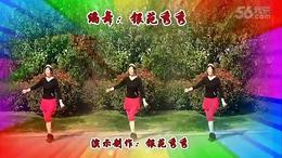 银苑秀秀广场舞【算什么】原创正背面演示加分解教学