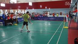 2015第十四届全国老年人柔力球竞技冠亚军决赛 男单 黑龙江  福建