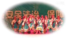 广西百色阳光广场舞来自雪域的祝福
