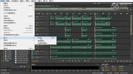 AU CC教程8.1 输出音频   刻录音乐CD