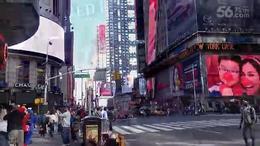 (348)第21集:游览纽约《时代广场》2016北美之行系列片(21)