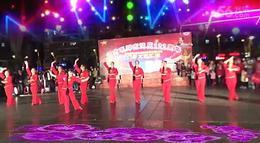 将乐电厂广场舞   红高粱(编舞:张春丽;视频制作:釨悦)
