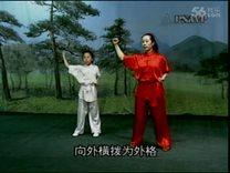 北京少年宫 小学生武术入门9课时1 基本功上 V信BJJCDQ 教材大全